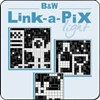 B&W Link-a-Pix Light Vol 1 A Free Puzzles Game