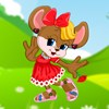Dress up Mini the most cutest mouse. This cute mouse has various clothes and accessories to offer. Make sure she looks gorgeous. Have fun!