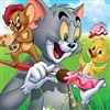 Play free online Tom and Jerry Jigsaw game at Cartoon Games. Drag the pieces into right position using mouse. Multiple pieces can be selected using Ctrl + Left Click. You can choose one of four modes: easy, medium, hard and expert. But watch out on time, if it runs out you will lose! In any case you can disable the time, and play relaxed. Click Shuffle and start the game.