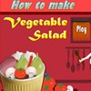 How To Make Vegetable Salad